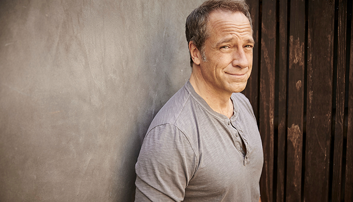 Mike Rowe Keeps Fighting the Good Fight