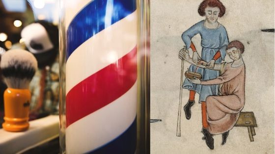 The Shocking (and Bloody) History of the Barber Pole
