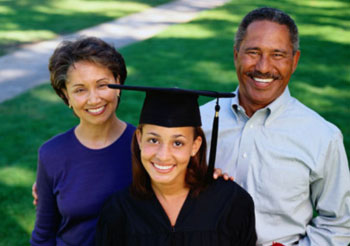 parents of college student