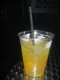 red bull and vodka