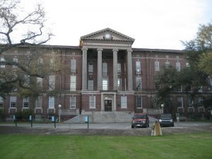 Tule University in New Orleans