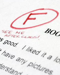 "Scoring a ""F"" on a paper might be a thing of the past, thanks to new public education practices."