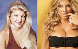 fergie yearbook picture