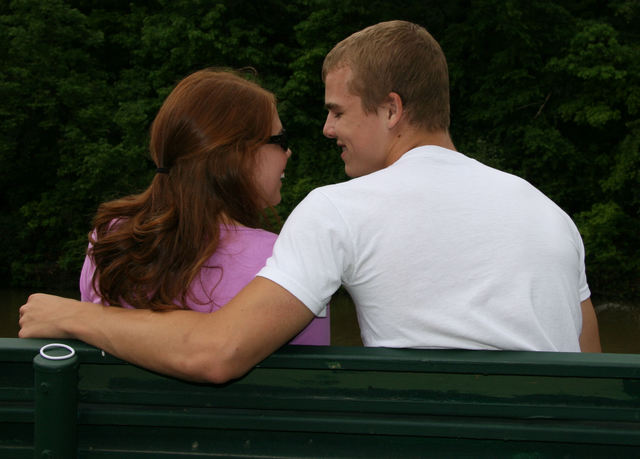 What does this couple really think about college dating practices?