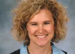 2010 Teacher of the Year, Sarah Brown Wessling