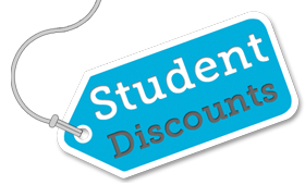 Student Discount Programs by National Brands