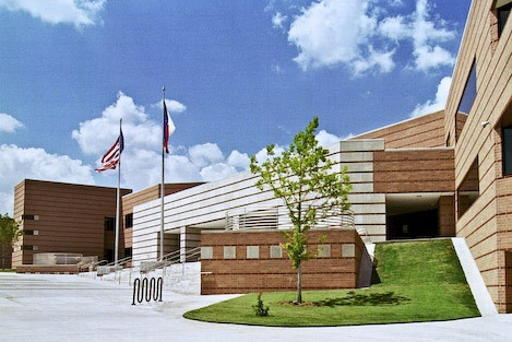 Number one high school: School for the Talented and Gifted in Dallas, Texas.