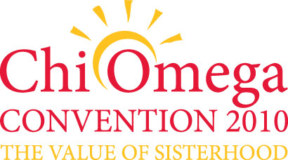 Chi Omega Convention 2010