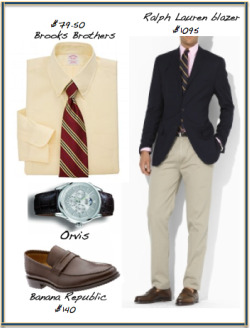 Mens Internship Wear