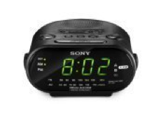 This is a basic alarm, perfect for any college student.
