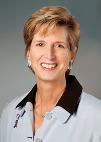 Former head of the EPA Christine Todd Whitman.