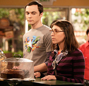 Mayim Bialik as Amy