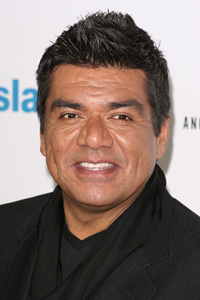 Actor George Lopez