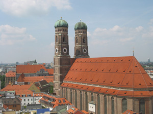 Munich's Church of Our Lady