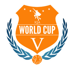5th Annual Quidditch World Cup Logo