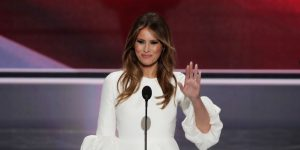 Melania Trump College and Education History