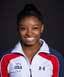 simone biles educational background, college and high school