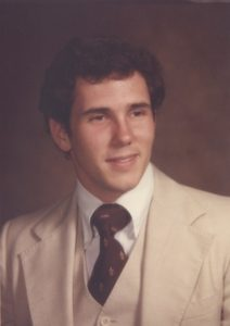 Mike Pence in College