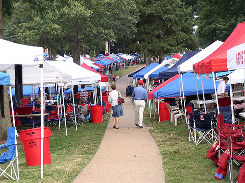 Ole Miss Voted Top Tailgating School In The U.S.